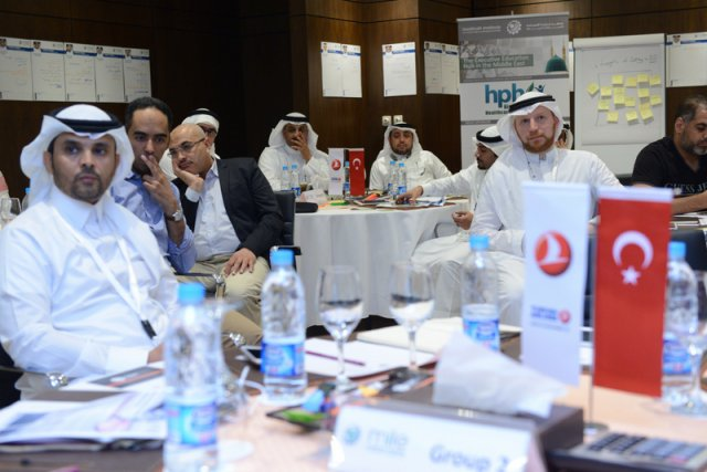 HPHO 3 ( 20th - 26th November 2015, Madinah, Saudi Arabia)